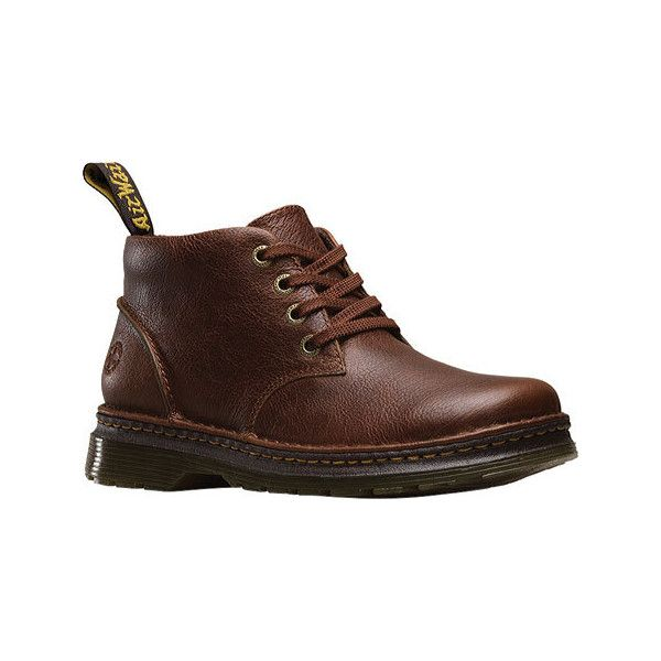 best website 7f3c7 580d3 Men s Dr. Martens Giggs 4 Eye Chukka Boot - Tan Plus Ankle Boots ( 105) ❤  liked on Polyvore featuring men s fashion, men s shoes, men s boots, tan,  ...