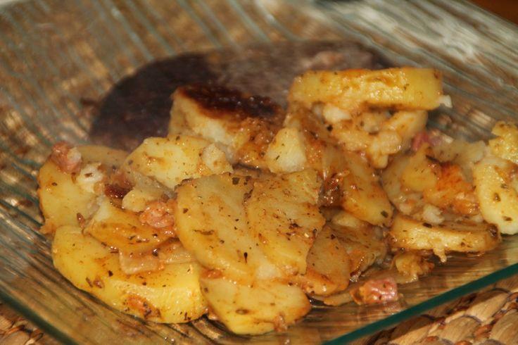 Pommes de terre fondantes au cookéo