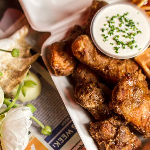 Miss Katie's Crab Shack - Katie's Fried Chicken