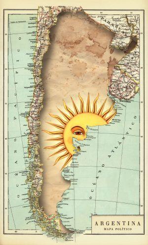 Fernando Vicente ilustra: Una esperanza argentina   Opinión   EL PAÍS