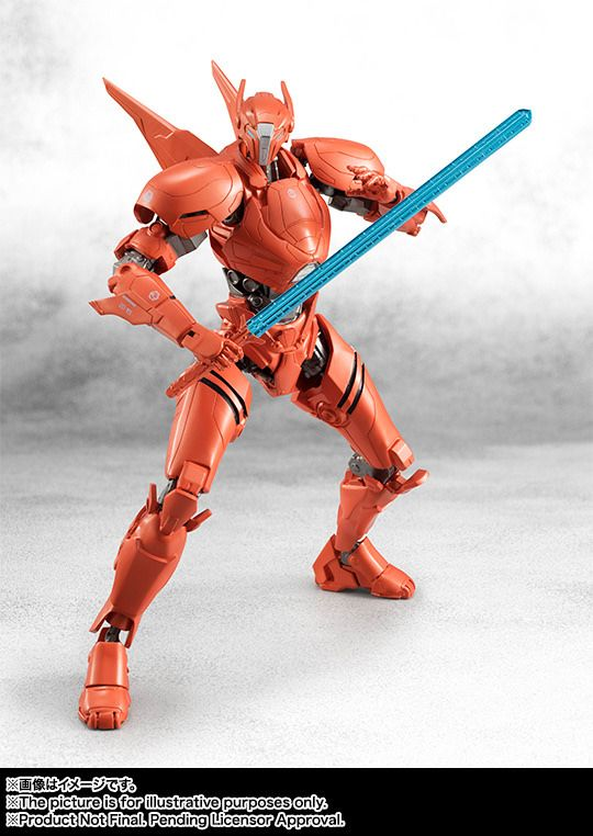 迅速且優雅的機甲獵人!! ROBOT魂《環太平洋2:起義時刻》軍刀 ...