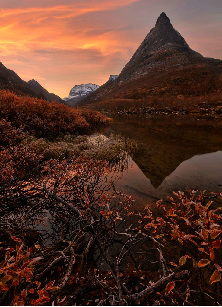 THE MAGIC OF NORWAY'S LANDSCAPE