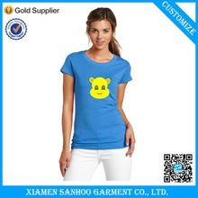 Custom O-Neck Women T Shirt Printing New Model T Shirt For  best seller follow this link http://shopingayo.space