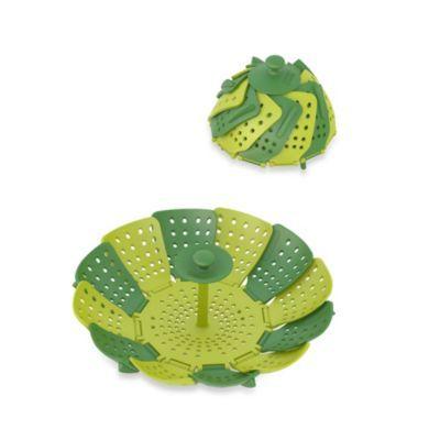 Joseph Joseph® Lotus™ Non-Scratch Folding Steamer Basket - BedBathandBeyond.com