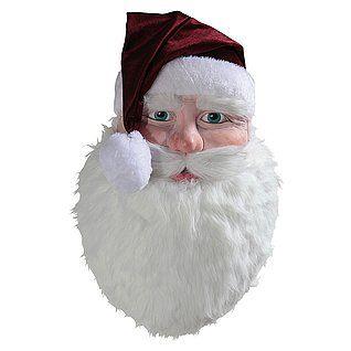 Deko Weihnachtsmann-Maske & Dekoration bei DekoWoerner