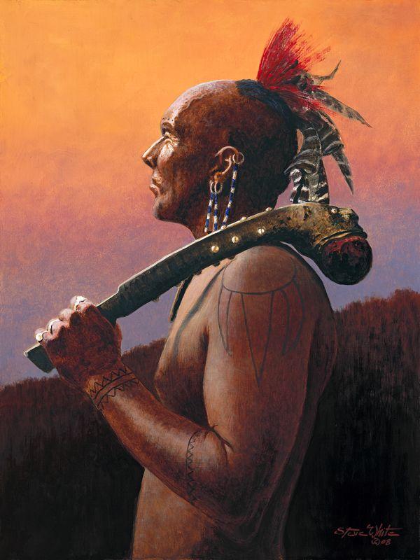 Shawnee Sunset  by Steve White