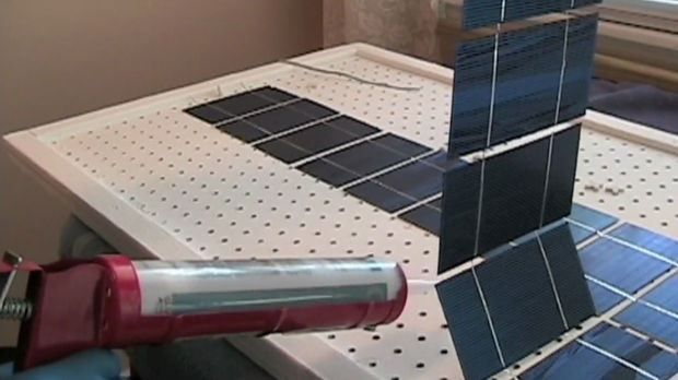 How to Build a Solar Panel From Scratch and Generate Power.