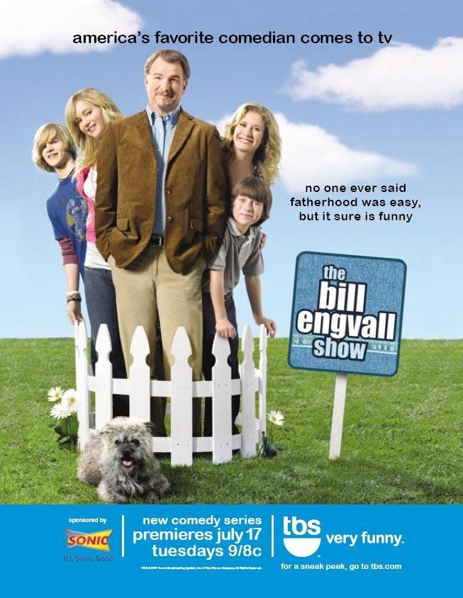 The Bill Engvall Show (2007) Poster