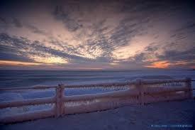 Iarna la Marea Neagra