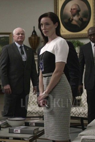 Jackie Sharp in House of Cards S03E02
