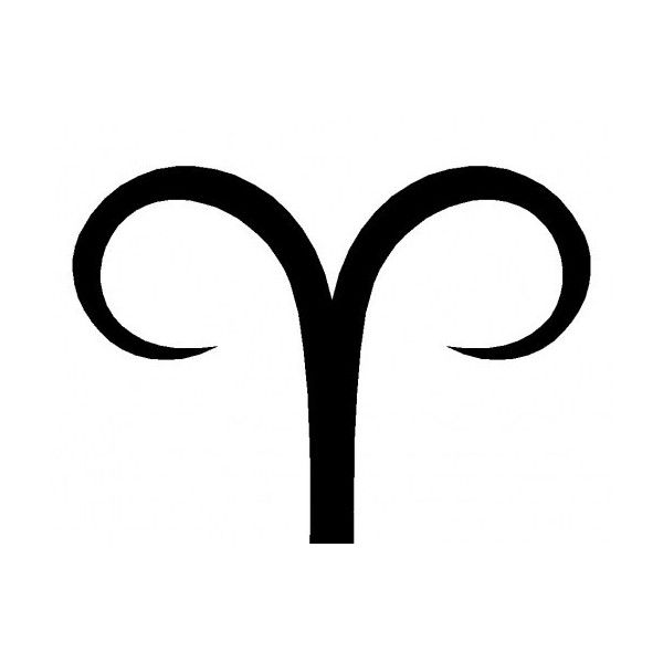 Aries Tattoos | Tattoo Designs found on Polyvore