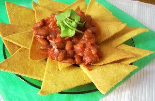 Homemade Corn Chips  Veganlovlie.com