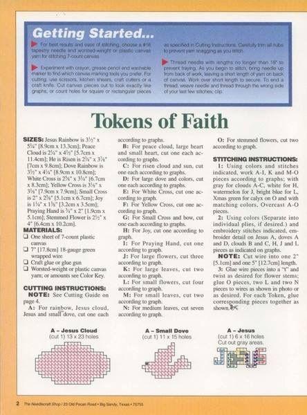 TOKENS OF FAITH 2