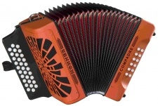 Acordeón Hohner COMPADRE