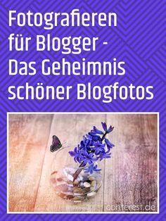 Fotografieren für Blogger - Das Geheimnis schöner Blogfotos - Die Linkliste Selbst aufgenommene Fotos lassen deine Postings emotionaler, origineller, persönlicher wirken – sie sind deshalb auch besser teilbar. Und sie locken Besucher an.