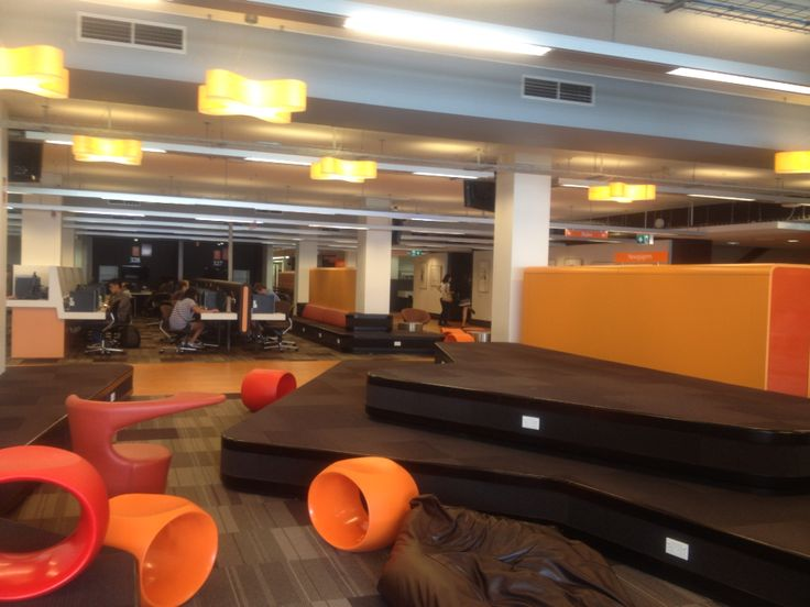 More study space at UNSW Library