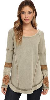 Free People U Don't Own Me Tunic on shopstyle.com