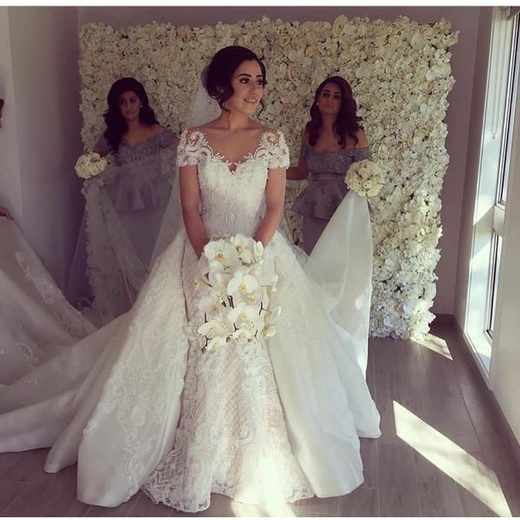 Best Custom Wedding Dresses Available From Darius Bridal
