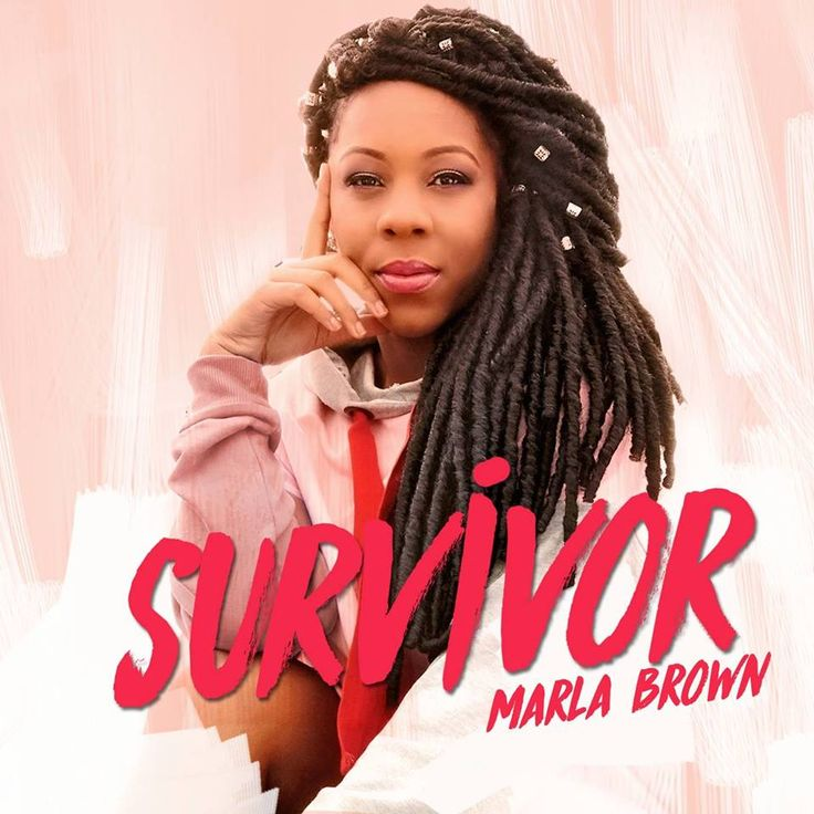 Marla Brown - Survivor (Golden Brown Music)  #GoldenBrownMusic #MarlaBrown #MarlaBrown #Survivor