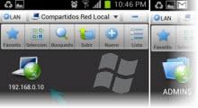 Como Compartir Carpetas de Windows con Android y transmitir videos via Wi-Fi