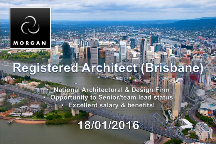 Established Commercial Architecture studio is currently