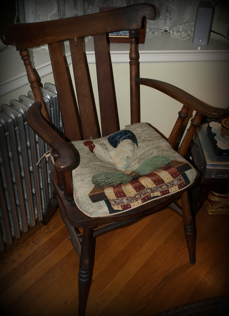 Great Old Wooden Chair