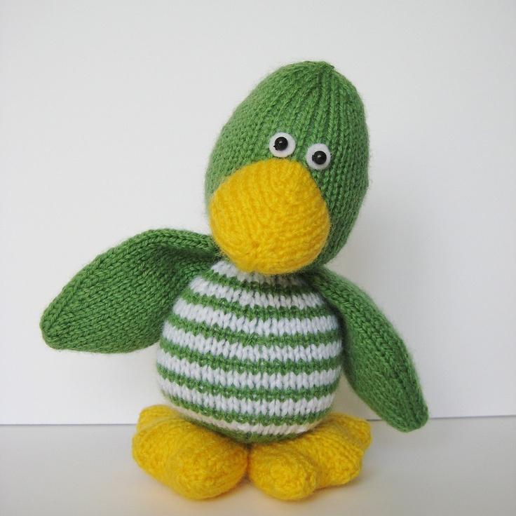 Easy Knitting Patterns Animals www.imgkid.com - The Image Kid Has It!