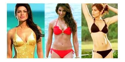 Bollywood boasts of some beautiful actresses with really hot bodies.  From Alia Bhatt to Anushka Sharma, all these Bollywood actresses have sported a bikini at least once in their careers. So which one do you think looks the best in a bikini? itimes.com