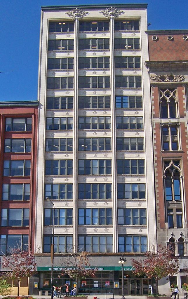 Louis Sullivan Gage Building ~ 18 S. Michigan Avenue, Chicago | by Atelier Teee
