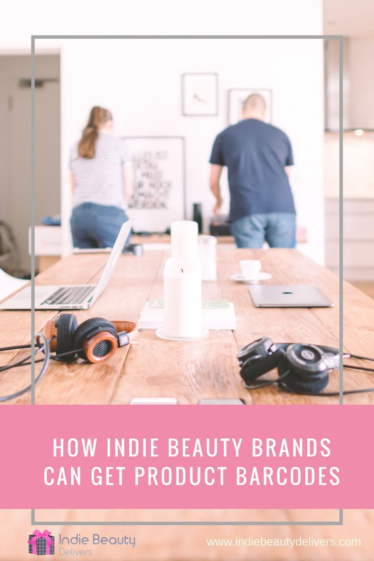 Before beauty brands can begin to work with retailers you will need to register your products for barcodes. Doing this before meeting with prospective retailers makes you look professional and experienced. Registering is easy. Just read this quick guide.