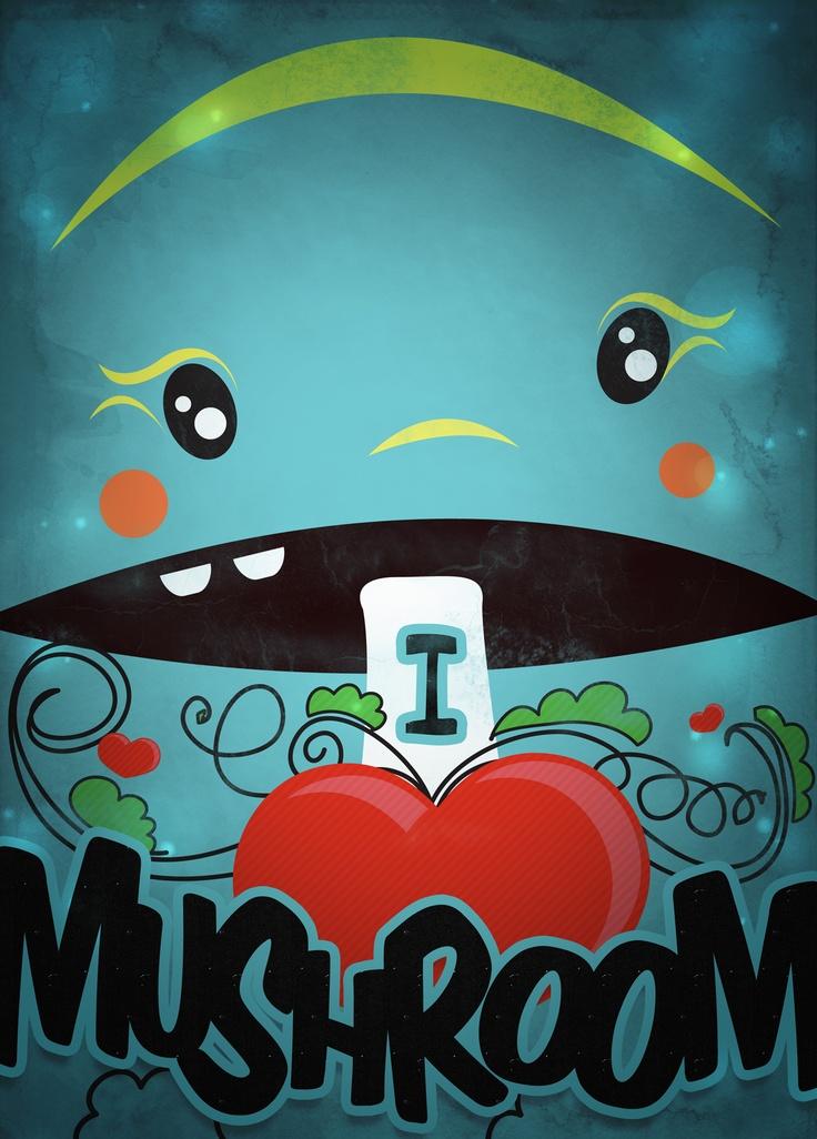 ILoveMushroom