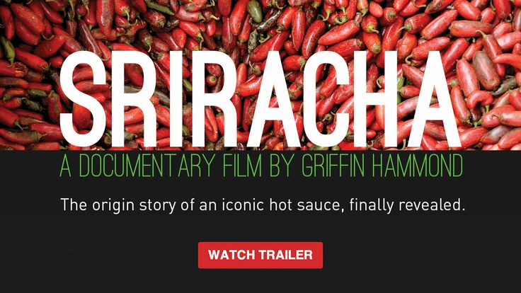 """Sriracha"" documentary trailer. Sriracha has earned a cult following, but the story of this spicy sauce is a mystery to most fans. Dedicated..."