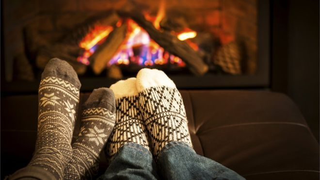 Love this news story about the Danish concept of Hygge - said to make homes nicer and people happier.