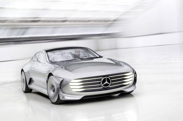 les plus beaux concept car du festival automobile international Mercedes IAA