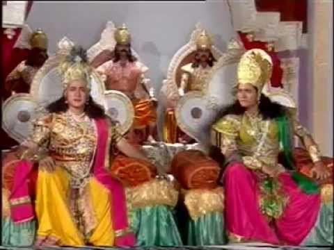 Shri Krishna 41 Draupadi's Swayamvar   MUST GIVE ALL FRUITS