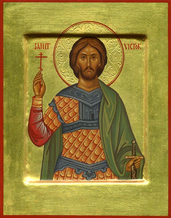 Martyr Victor of Nicomedia - Orthodox Church in America