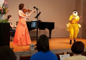 2012.03.31 - Music therapy students perform interactive recital for children April 14 at Elizabethtown College- nbd, just found my college's open door recital scrolling through pinterest!! #etownpride