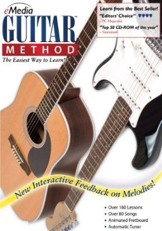 Over 180 comprehensive lessons with over 50 high-resolution, large-format videos including split-screens and close-ups of both hands  New interactive feedback on playing melodies  Over 70 hit songs from artists such as the Rolling Stones, Bob Dylan, Steve Miller, and more  Animated Fretboard displays fingering positions as the music plays; support for left-handed animated fretboard with custom skins  Includes automatic tuner, metronome, digital recorder and 250-chord dictionary. Price…