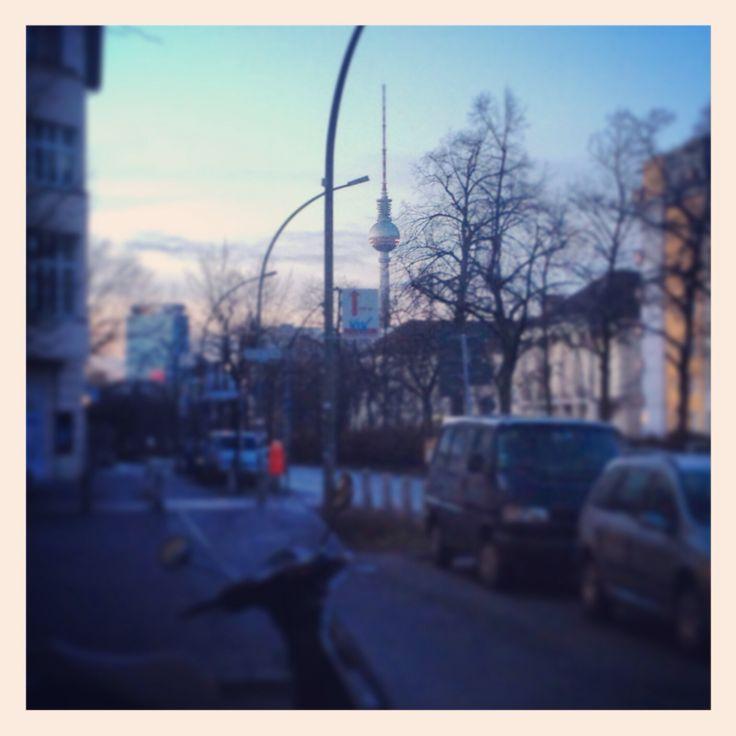 Berlin at 7 am on Sunday.