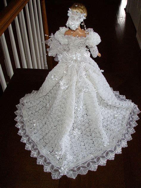 Image result for Free Printable Barbie Doll Dress Crochet ...