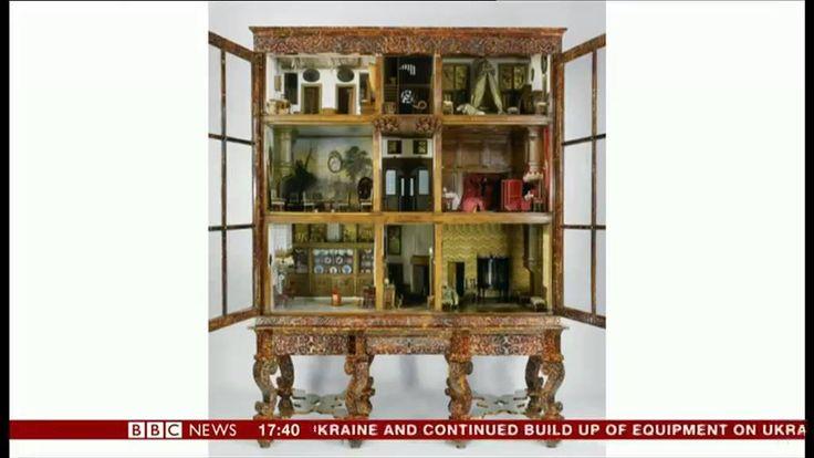"""BBC interview with Jessie Burton, author of """"The Miniaturist."""""""