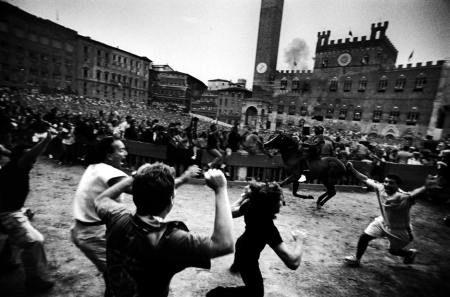Siena 1998. La vittoria del Nicchio. Foto: Francesco Cito