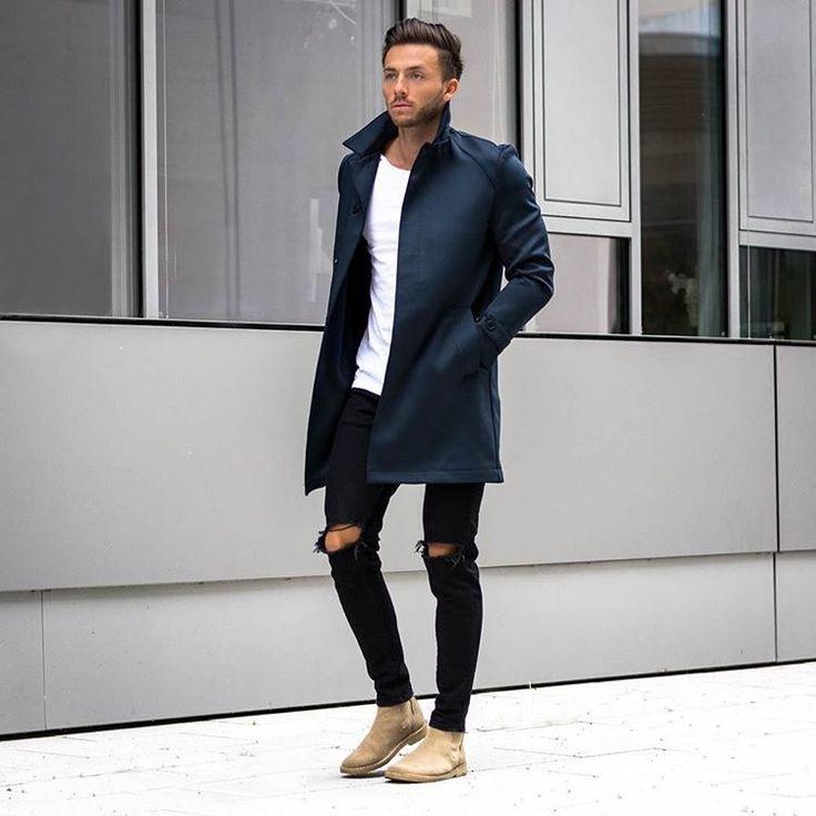 228 Best Men's Fashion Autumn&winter Images On Pinterest