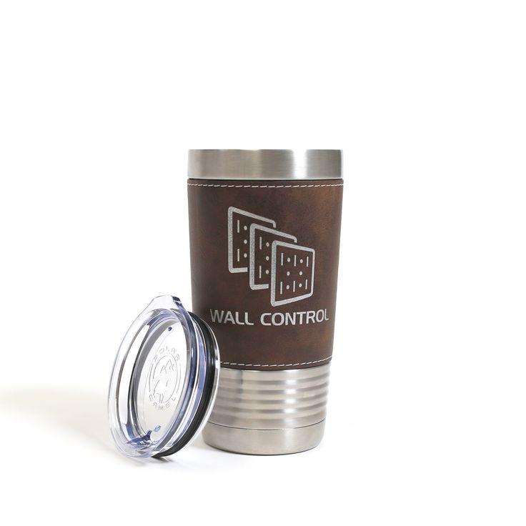wall control brand logo tumbler tumbler insulated on wall control id=64205