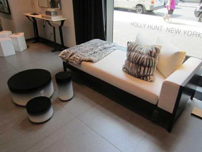 Moderne Einrichtungsideen Scheselong Als Sofa Dekokissen
