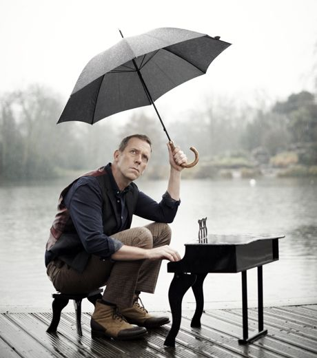 Hugh Laurie interview for Didnt It Rain: I feel like a Saudi Arabian playboy - Telegraph