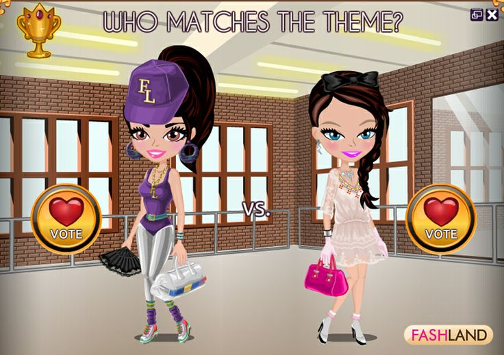 Let your style do the talking as you show off your moves at the dance studio. #dance #studio #fashland #fashion #breakitdown #hiphop #party #onthefloor #moveit #workit #energy #facebook #online #game #gaming