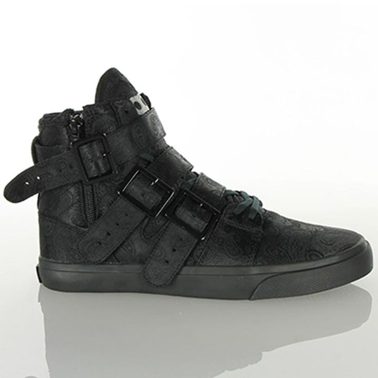 Radii - Straight Jacket VLC - Black Paisley from For Rent Shoes. Saved to  Quick