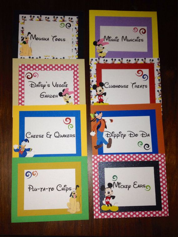 61 best 2nd Birthday images on Pinterest Mickey party Birthday