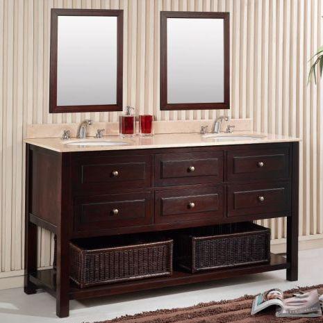 19 best Double vanities images on Pinterest | Double bathroom ...